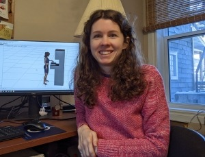 Dr. Allison Clouthier, uOttawa